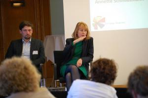 Jan-Christoph Rogge   & Edelgard Bulmahn